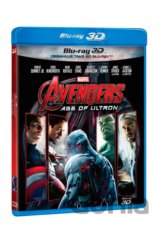 Avengers: Age of Ultron (2015 - 2 x Blu-ray - 3D+2D)