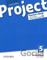 Project Fourth Edition 5 Teacher´s Book with Online Practice Pack (Tom Hutchinso