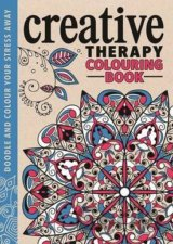 Creative Therapy An Anti-Stress Colouring