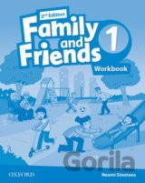 Family and Friends 2nd ed LEVEL 1 Workbook (Naomi Simmons)