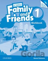 Family and Friends 1 - Workbook + Online Practice