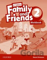 Family and Friends 2nd Edition 2 Workbook (Naomi Simmons)