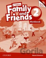 Family and Friends 2 - Workbook + Online Practice