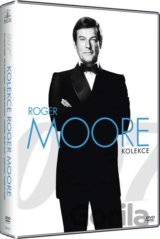 Kolekce: James Bond - Roger Moore (7 DVD)