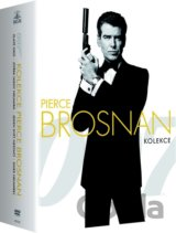 Kolekce: James Bond - Pierce Brosnan (4 DVD)