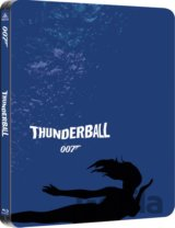 James Bond - Thunderball (Blu-ray) - Steelbook