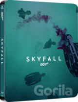 James Bond 007 - Skyfall (Blu-ray) - Steelbook