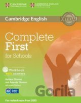 Complete First for Schools - Workbook with Answers