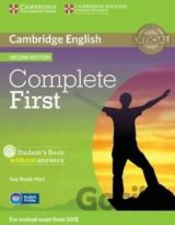 Complete First - Student's Book without Answers (Guy Brook-Hart)