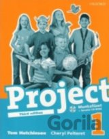 Project, 3rd Edition 1 Workbook (Hungarian Edition) (Hutchinson, T.) [paperback]