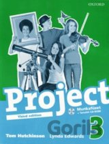 Project, 3rd Edition 3 Workbook (Hungarian Edition) (Hutchinson, T.) [paperback]