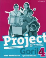 Project, 3rd Edition 4 Workbook (Hungarian Edition) (Hutchinson, T. - Edwards, L