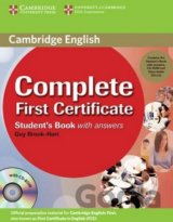 Complete First Certificate - Student's Book with Answers