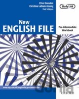 New English File Pre-Intermediate Workbook without Key (Oxenden, C. - Latham-Koe