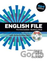 English File Third Edition Pre-intermediate Student´s Book with iTutor DVD-ROM a
