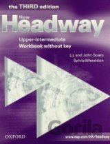 New Headway Upper-Intermediate 3rd Edition Workbook without Key (Soars, J. + L.)