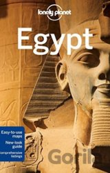 Lonely Planet Egypt (Travel Guide) (Paperback... (Lonely Planet, Anthony Sattin,