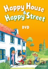 Happy House and Happy Street 1 - DVD