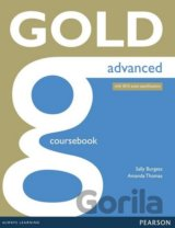 Gold Advanced Coursebook (Amanda Thomas)