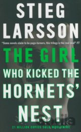 The Girl Who Kicked the Hornets' Nest (Millen... (Stieg Larsson)