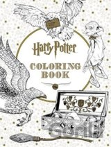 Harry Potter Colouring Book (Warner Brothers) (Paperback)