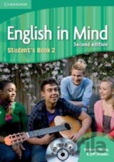 English in Mind Level 2 Student's Book with DVD-ROM : Level 2