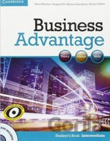 Business Advantage INT: SB with DVD (Almut Koester)
