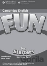 Fun for Starters - Teacher's Book