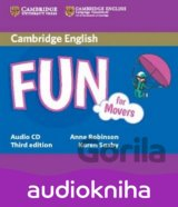 Fun for Movers (Anne Robinson; Karen Saxby) [CZ] [Médium CD]