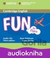 Fun for Flyers (Anne Robinson; Karen Saxby) [CZ] [Médium CD]