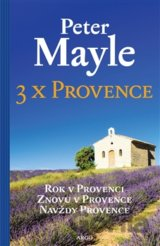 3x Provence (Peter Mayle) [CZ]