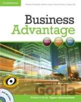 Business Advantage UPP: SB with DVD (Michael Handford)