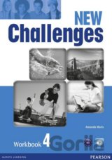New Challenges 4 Workbook & Audio CD Pack (Amanda Maris)
