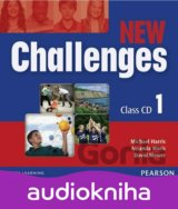 New Challenges 1 Class CDs (Amanda Maris)