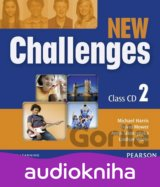New Challenges 2 Class CDs (Lindsay White)