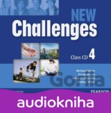 New Challenges 4 Class CDs (Michael Harris)