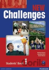 New Challenges 1 Students´ Book (Amanda Maris)
