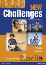 New Challenges 2 Students´ Book (Michael Harris)
