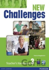 New Challenges 3 Teacher´s Handbook & Multi-ROM Pack (Patricia Mugglestone)
