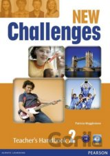 New Challenges 2 Teacher´s Handbook & Multi-ROM Pack (Patricia Mugglestone)