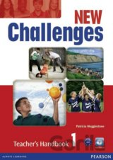 New Challenges 1 Teacher´s Handbook & Multi-ROM Pack (Patricia Mugglestone)