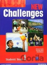 New Challenges 1 Students´ Book and Active Book Pack (Amanda Maris)