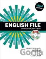 English File Third Edition Advanced Student´s Book with iTutor DVD-ROM (Clive Ox