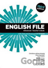 English File Third Edition Advanced Teacher´s Book with Test and Assessment CD-r