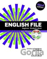 English File Third Edition Beginner Student´s Book with iTutor DVD-ROM (Christin