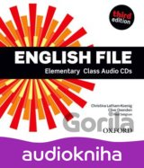 English File Third Edition Elementary Class Audio 4 CDs (Christina; Oxenden Cliv