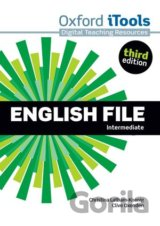 English File Third Edition Intermediate iTools DVD-ROM (Christina; Oxenden Clive