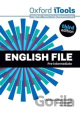 English File Third Edition Pre-intermediate iTools DVD-ROM (Christina; Oxenden C