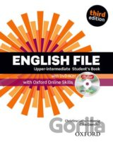 New English File - Upper-intermediate - Student's Book with Oxford Online Skills
