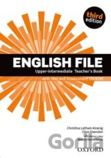 English File Third Edition Upper Intermediate Teacher´s Book with Test and Asses